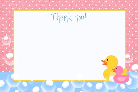 This listing is for the full Rubber Ducky Birthday Printable Party Pack. This party pack includes: * Custom Rubber Ducky Party Invitation (5x7) * Coordinating Thank You Notes (4x6) * Waterbottle Wrappers * 4 Cupcake Topper designs * Tent-fold style Food Lables * Thank You favor tag * and a Happy Birthday banner  ALL ITEMS ARE PRINTABLES. They are formatted to fit on 8.5x11 sheets of paper, then you can print as many as you need. See the bottom of the listing for printing services available…