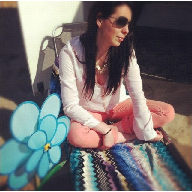 Missoni @ the beach ...
