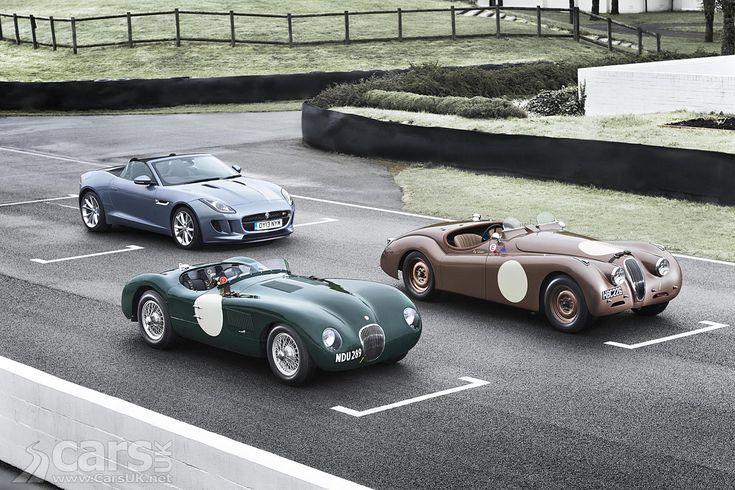 Jaguar Bringing F-Type, XK120 and C-Type to Mille Miglia 2013.