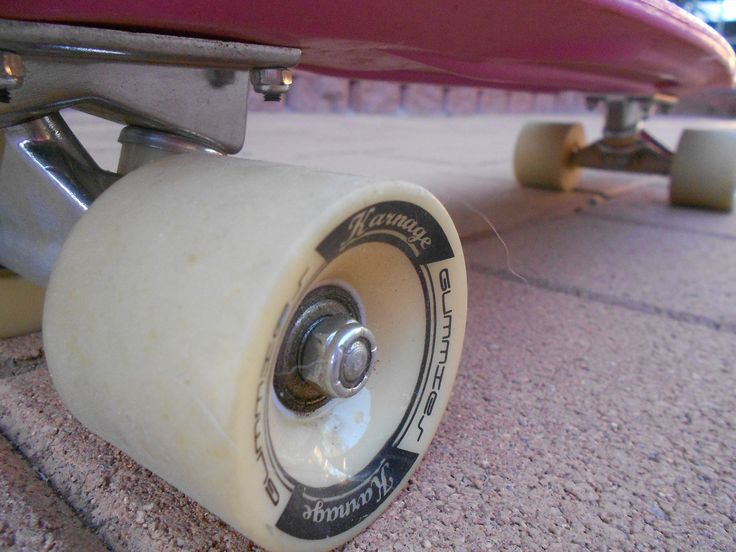 Skateboard in my backyard. ISO on 400, macro mode on, white balance auto. Instead of the top of the skateboard, i took a photo of the wheels- very close to one wheel.