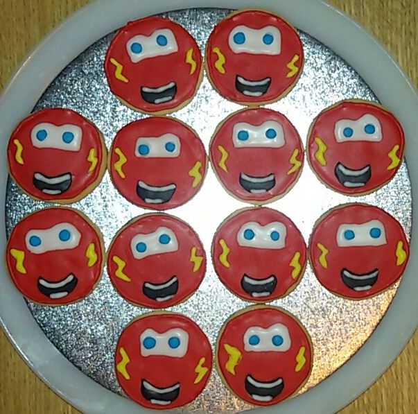 Galletas de Cars