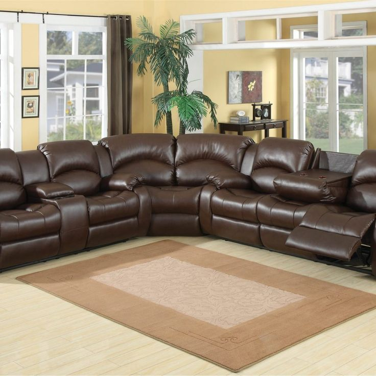 Discount Sectional Sofas Los Angeles: 25+ Best Ideas About Leather Sectionals On Pinterest