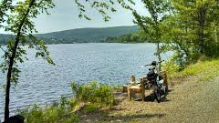 Mascoma Lake New Hampshire near Shaker Farm B & B