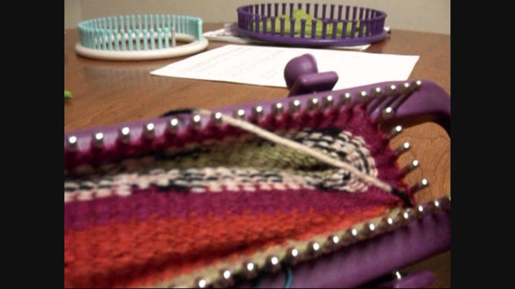 prym sock loom instructions