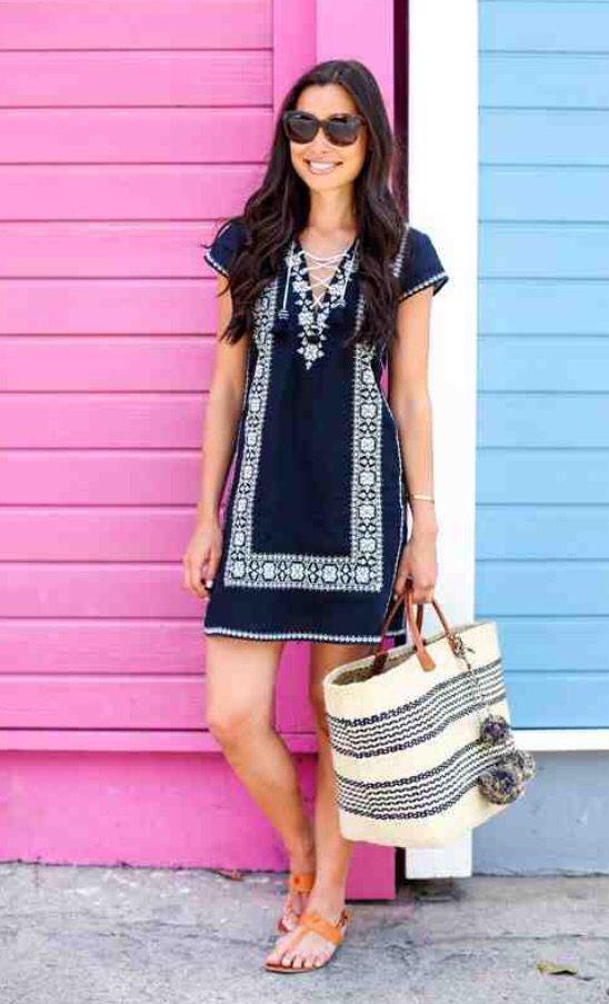 Stitch Fix: Summer Sun Dress