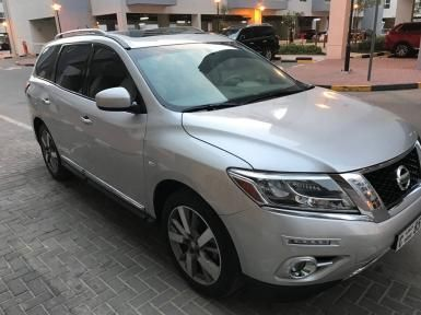 NISSAN PATHFINDER 2014 -model:SV | Car Ads - AutoDeal.ae
