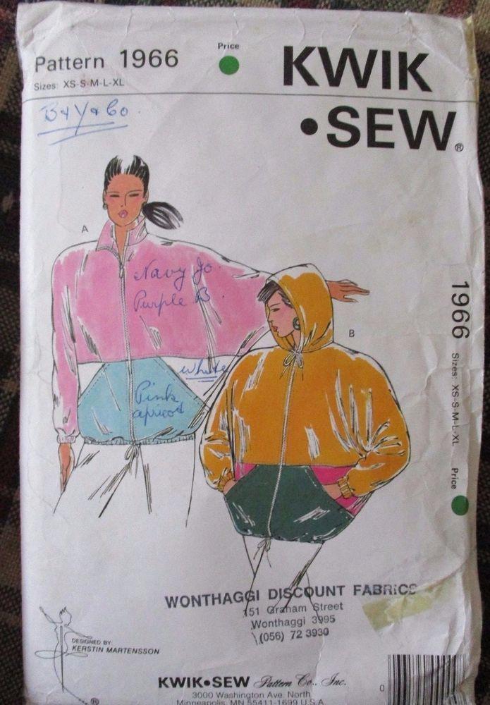 Magnificent Kwik Sew Muster Photo - Decke Stricken Muster ...