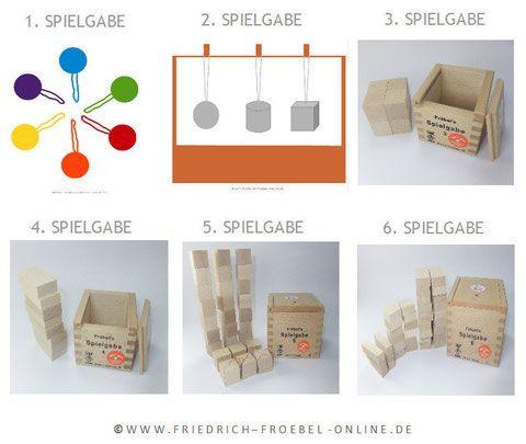 27 best Spielgabe 4 - Froebel Gift 4 images on Pinterest ...