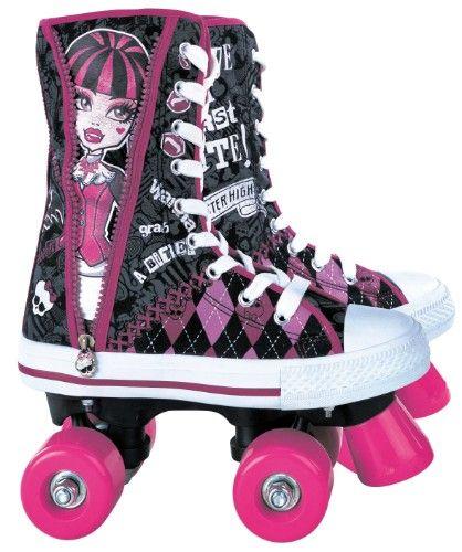Monster High Rollschuhe