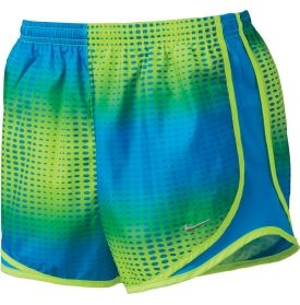 Nike Women's Printed Tempo Track Running Shorts - Dick's Sporting Goods