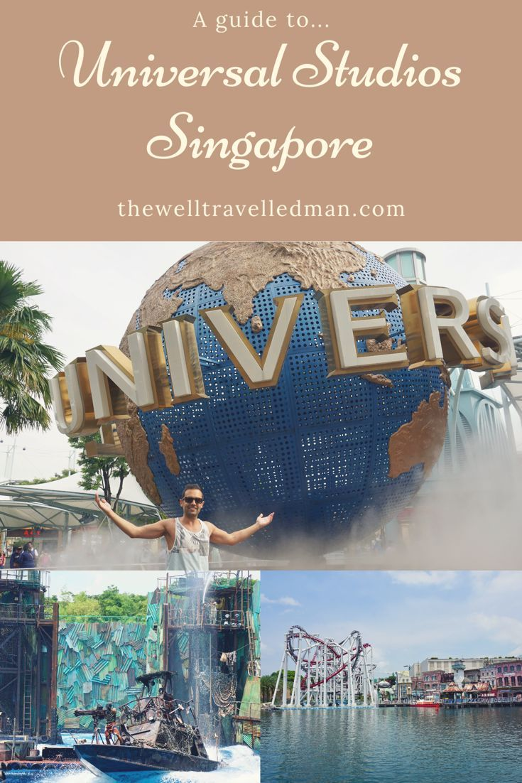 A guide to Universal Studios Singapore!