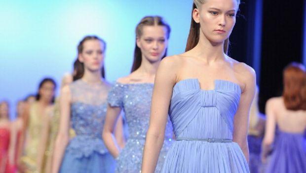 Sfilate Alta Moda gennaio 2014 Elie Saab