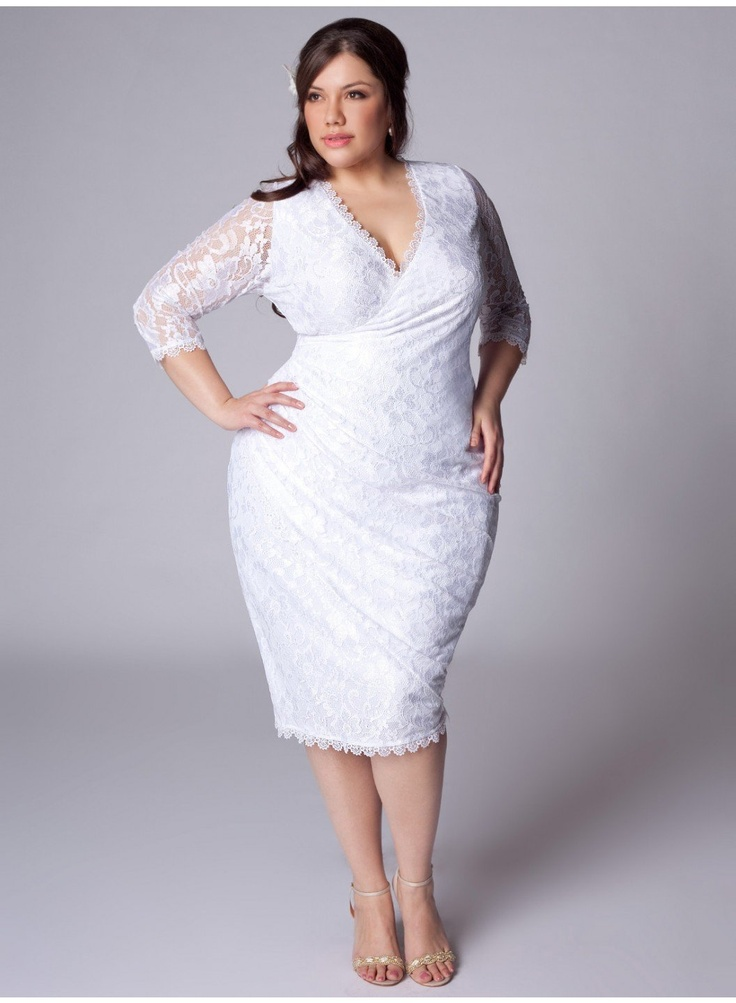 17 Best images about Plus size wedding dresses on Pinterest