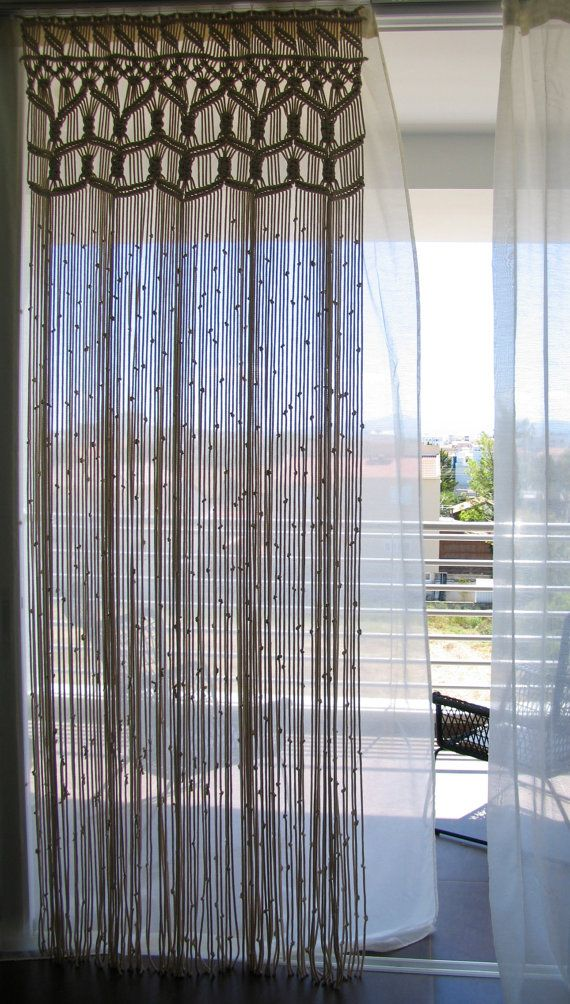les 25 meilleures id es de la cat gorie tringles rideaux faits maison sur pinterest porte. Black Bedroom Furniture Sets. Home Design Ideas