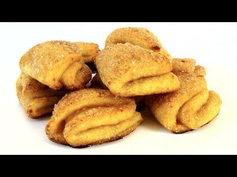 Творожное печенье - YouTube