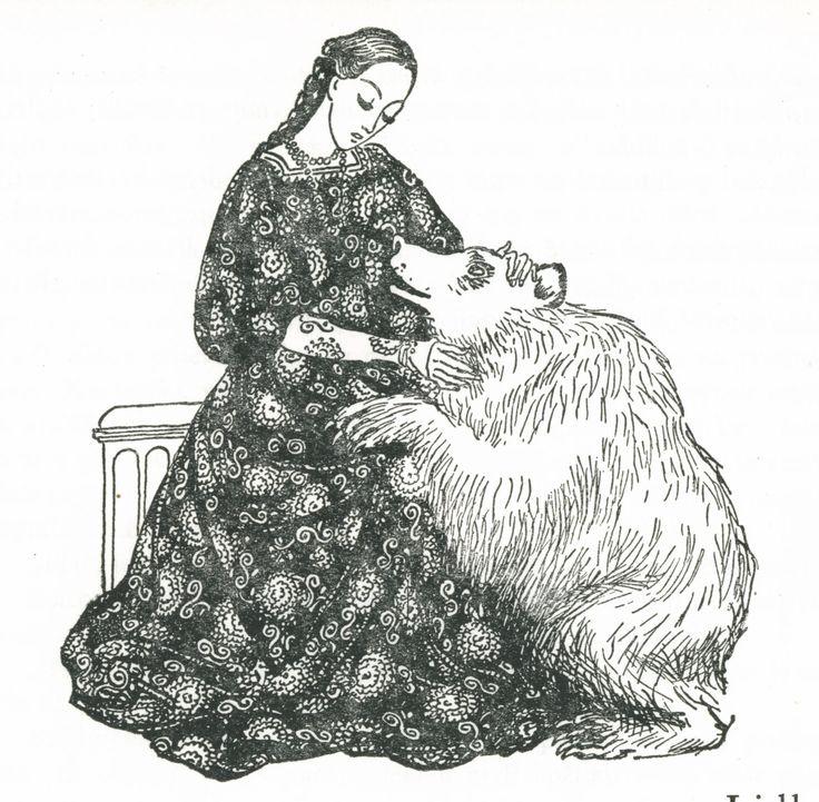 Lidka (Kráska a zvíře)