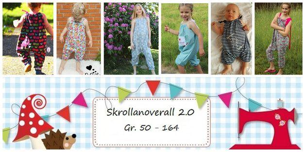 LOLLETROLL - Overall Skrollan - T74-164