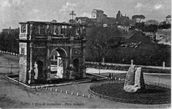 ARCO DI COSTANTINO  post 1925