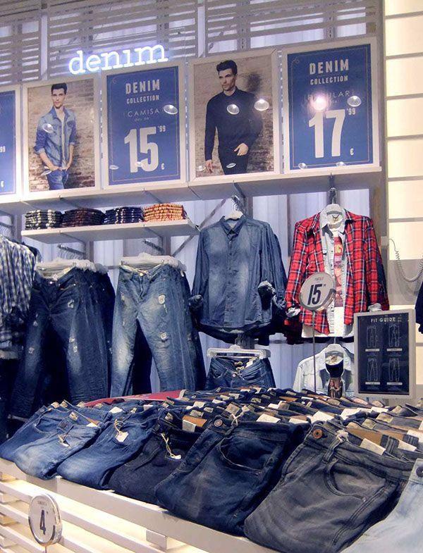 Imagen para la sección Denim de la marca Lefties, perteneciente a Inditex. Se querían aumentar las ventas en el departamento de Jeans, por lo que se creó una marca a medida para las tres secciones de la tienda; Woman, Man y Kids. Además, se creó una guí…