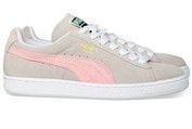 Grijze Puma schoenen Suede Classic sneakers
