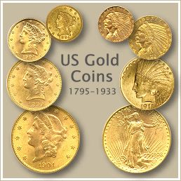 Uncirculated Gold Coins