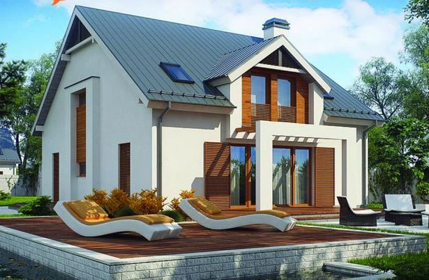Casas con techo a dos aguas buscar con google casas for Techos para casas economicos precios
