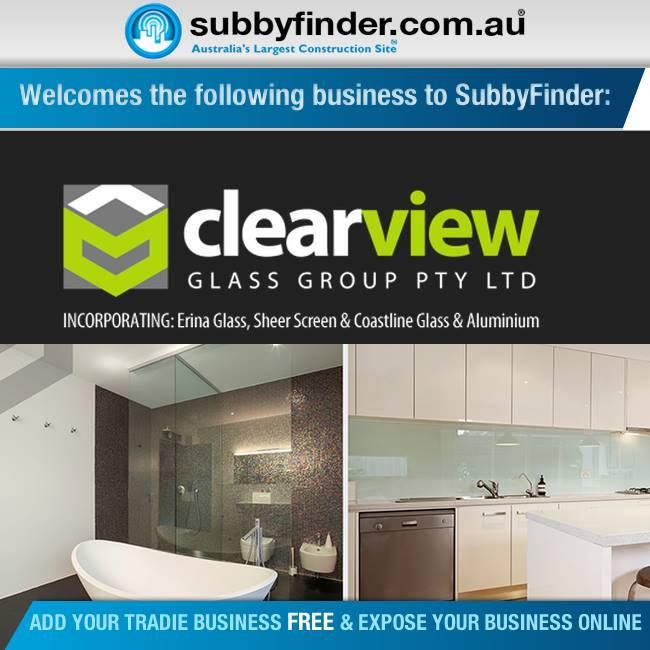 t's FREE to register your Tradie business on Subbyfinder.com.au Building your SubbyFinder profile is quick and easy. Fill out your industry experiences, industry type and any other forms of expertise in your industry. #subbyfinder #tradie #tradies #Clearview #australianfencing