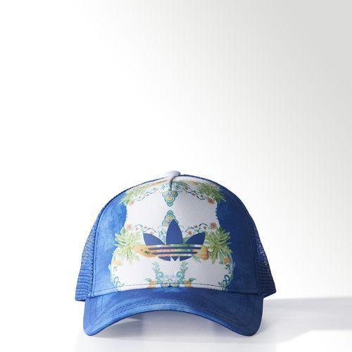 adidas - Trucker Indigo Cap Multicolor M30640