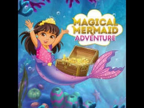 jeux dora lexploratrice mermaid adventure