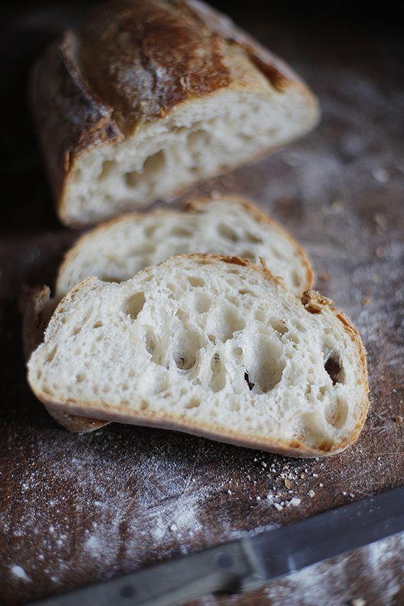 Homemade bread attempt