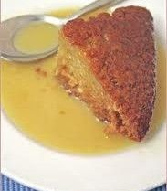 Jan Ellis Pudding- the best malva pudding