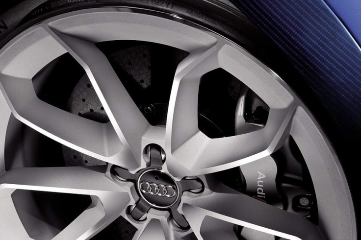 Audi RS Q3 Concept - Auto News and Info - Wheel