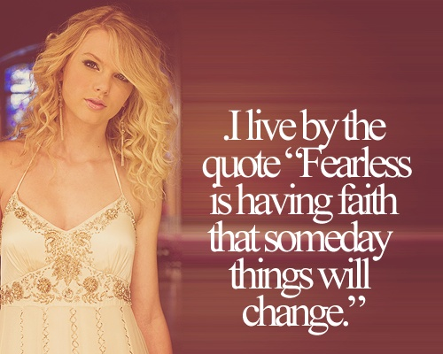 Fearless Taylor Swift Quote: 38 Best Girls With Guitars Images On Pinterest