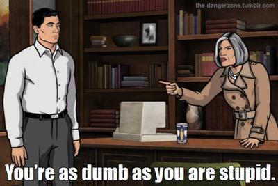 Archer funny humor