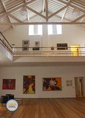 Lisboa Cool - Visitar - Atelier-Museu Júlio Pomar