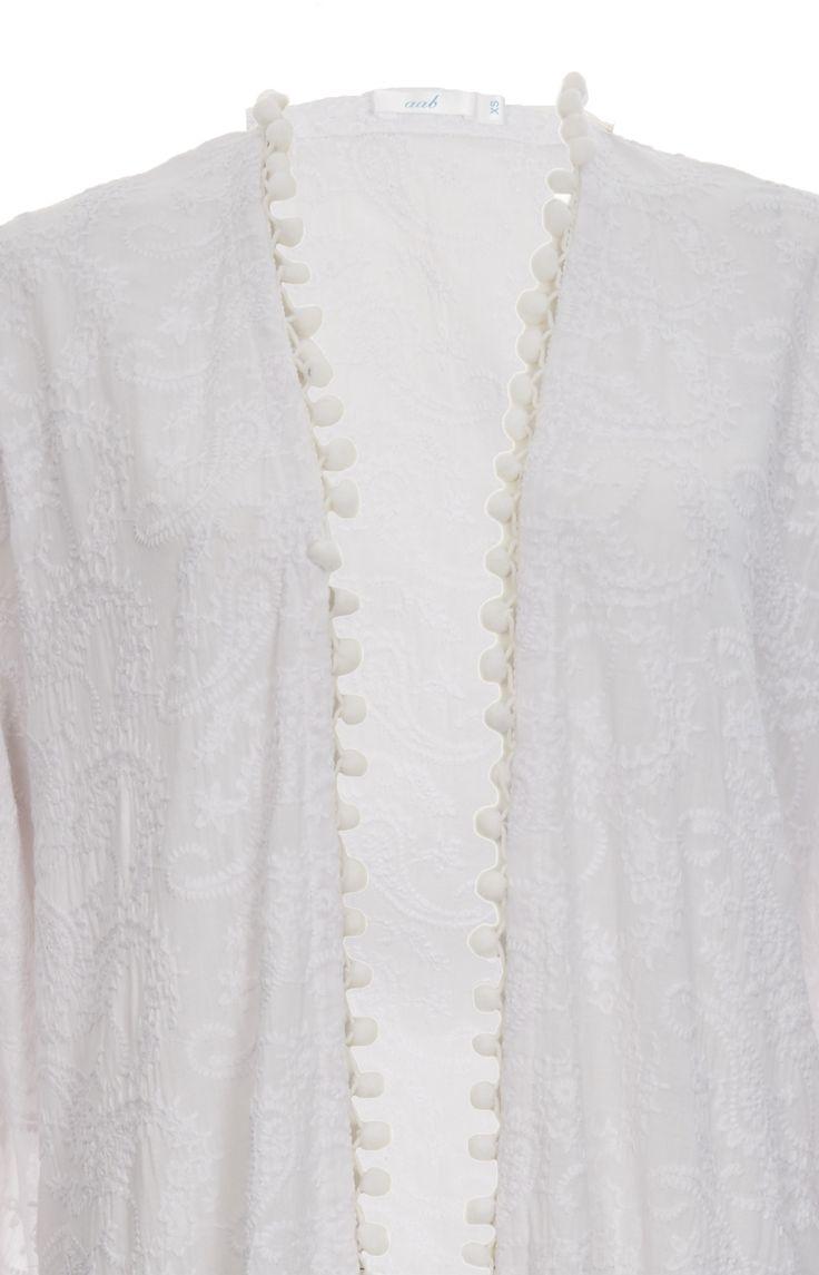 Kalyan Kimono - White