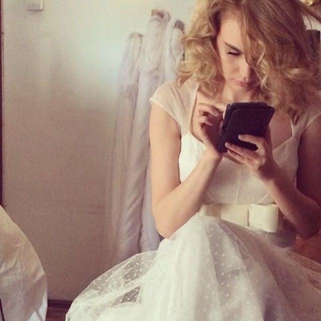 Bridal Shooting for Parlor! #parlor #bride #collection #love #bride #wedding #white