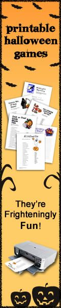 Halloween Games, Kids and Adult Halloween Party Games