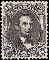 The 1897 stamp depicting Abraham Lincoln in black color was one of the most important and expensive in the country. It cost as much as 15 cents, five times the value of most other US stamps of that period. Given the extreme rarity of the stamp and its significance during the Civil War period, it is now valued at $200,000.