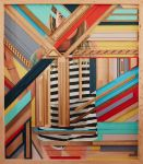 #CreatedWithCare16 Wall Hanging Collab with Josh Pinkus is being Auctioned for Charity http://ift.tt/1YyCYga