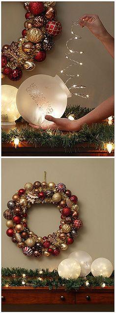 Nice idea!  Adds light too~