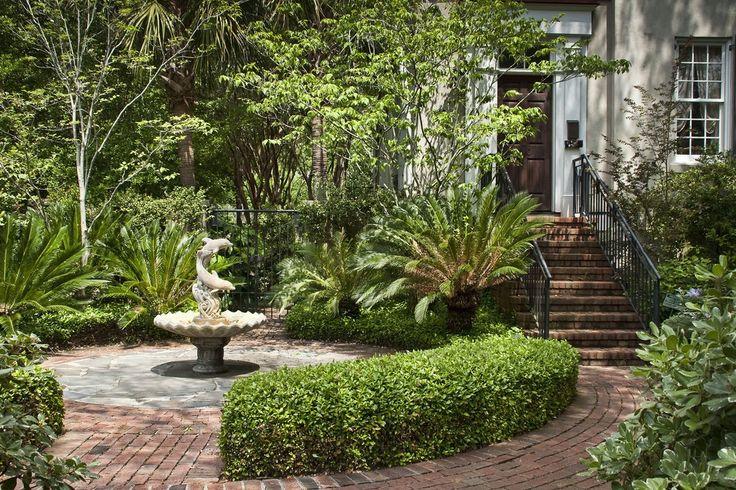 Doorway garden