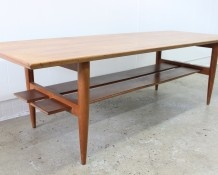 Retro Coffee Table by Backhouse New Zealand - The Vintage Shop