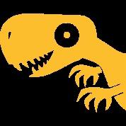 Dino, dinosaurus, Tyrannosaurus Rex T-shirt | Spreadshirt | ID: 17377901