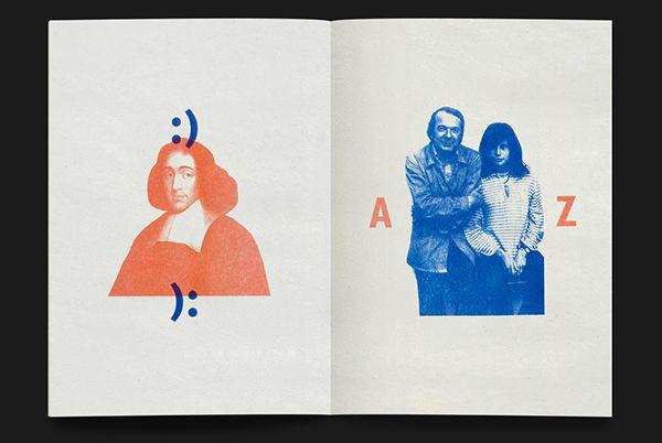 Anátema – Zine on Editorial Design Served