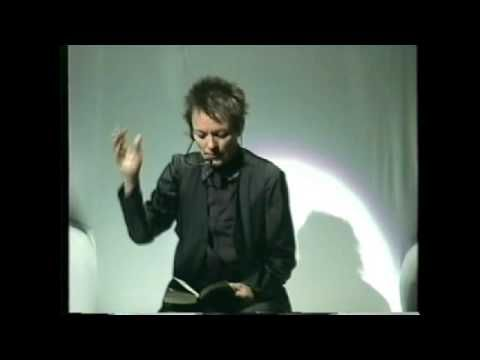 Laurie Anderson 1999 - Songs and Stories from Moby Dick (Full Performance) - YouTube
