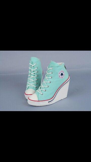High heel converse... yaaaaaaaaaaaaaaaaaaaaaaaaaazzzzzzzzzzzzzzzzzzz