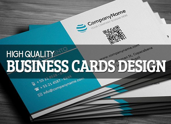 Business Cards Design: 26 Creative Examples #businesscards #businesscardsdesign