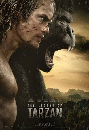 The Legend of Tarzan (2016) Hindi Dubbed Full Movie MPEG