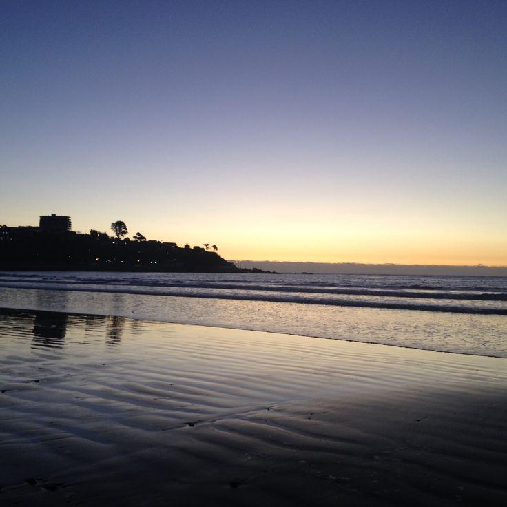 Playa La Boca #Concon #Chile